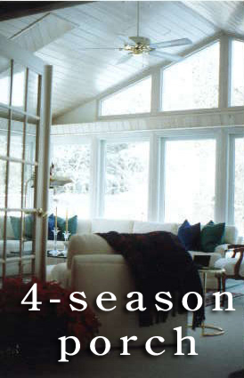 4 season porch